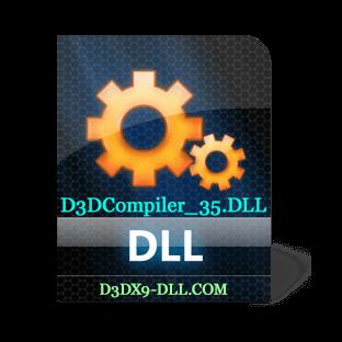 Скачать d3dcompiler_35.dll