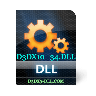 Скачать d3dx10_34.dll
