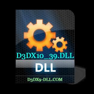 Скачать d3dx10_39.dll