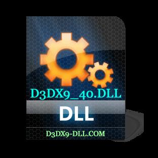 Скачать d3dx9_40.dll